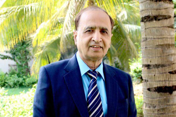 Dr. Vijay Borgaonkar
