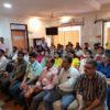 Kalasagar Members participate in Mega Health Checkup Camp.