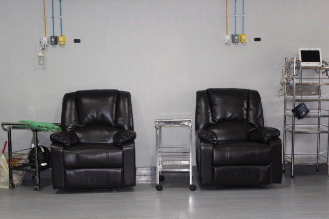 Radial Lounge inaugurated.